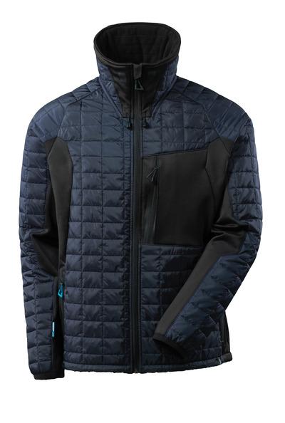 MASCOT® ADVANCED - Schwarzblau/Schwarz - Jacke mit CLIMASCOT®-Futter, wasserabweisend