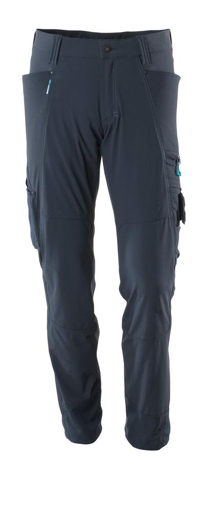 MASCOT® ADVANCED - Schwarzblau - Hose, Vier-Wege-Stretchstoff, geringes Gewicht