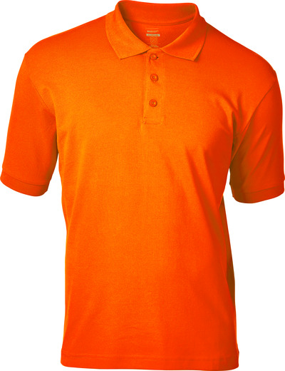 MASCOT® Bandol - hi-vis Orange - Polo-Shirt, Hi-Vis, moderne Passform
