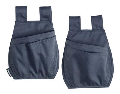 MASCOT® Bendigo - Schwarzblau - Hängetaschen, zwei unterschiedliche im Set