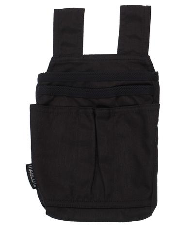 MASCOT® Benoni - Schwarz - Hängetaschen aus strapazierfähigem CORDURA®, zwei im Set