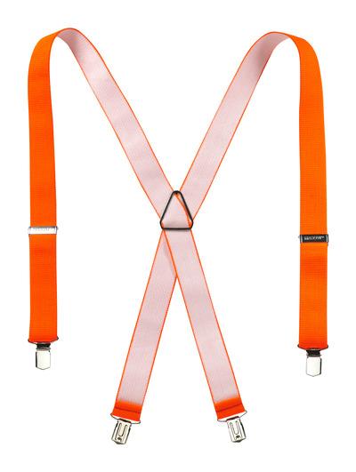 MASCOT® Brits - hi-vis Orange - Hosenträger, justierbar