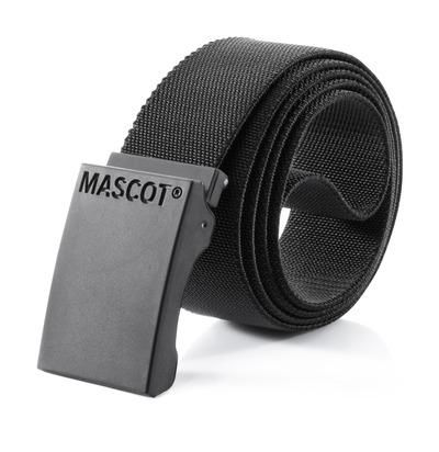 MASCOT® COMPLETE - Schwarz - Gürtel mit regulierbarer Schnalle, elastisch