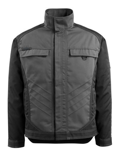 MASCOT® Fulda - Dunkelanthrazit/Schwarz - Jacke, geringes Gewicht