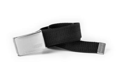 MASCOT® Gibraltar - Schwarz - Gürtel mit regulierbarer Schnalle