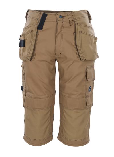 MASCOT® Jaca - Khaki* - Handwerker-Dreiviertel-Hose