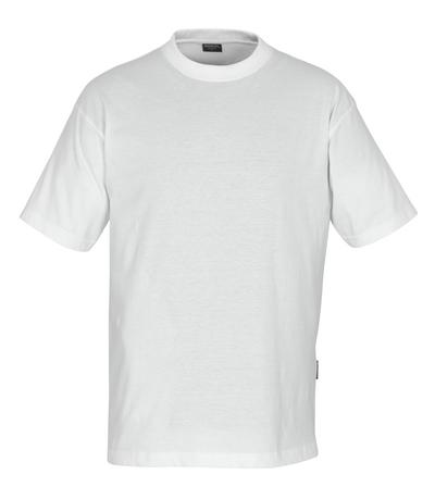 MASCOT® Jamaica - Weiß - T-Shirt, geringes Gewicht, großzügige Passform