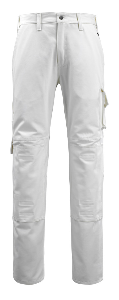 MACMICHAEL® Jardim - Weiß - Hose mit Knietaschen, Baumwolle