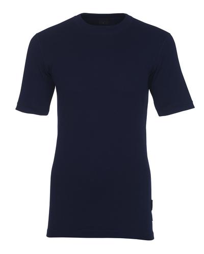 MASCOT® Kalix - Marine - Funktionsunterhemd, Kurzarm, feuchtigkeitstransportierend
