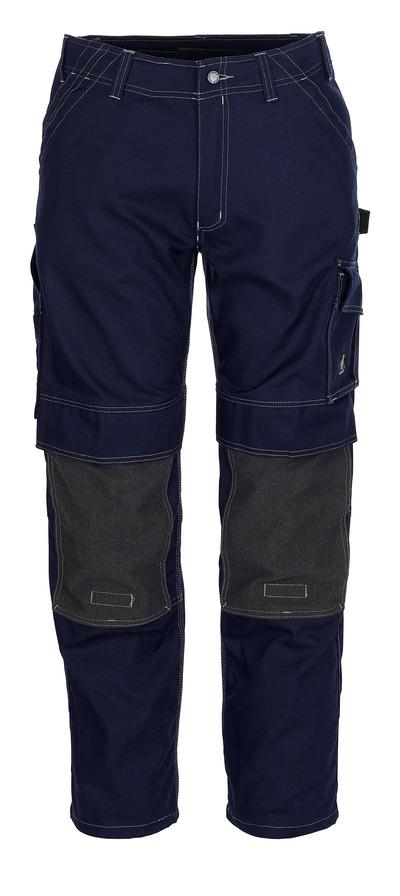 MASCOT® Lerida - Marine - Hose mit Kevlar® Knietaschen, hohe Strapazierfähigkeit
