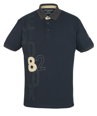 MASCOT® Lyon - Schwarzblau* - Polo-Shirt