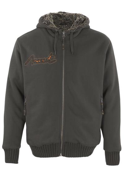 MASCOT® Monforte - Dunkelanthrazit* - Kapuzensweatshirt mit Reißverschluss