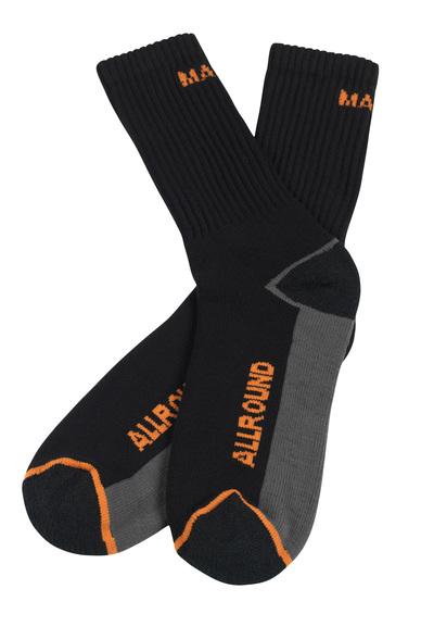 MASCOT® Mongu - Schwarz - Socken,