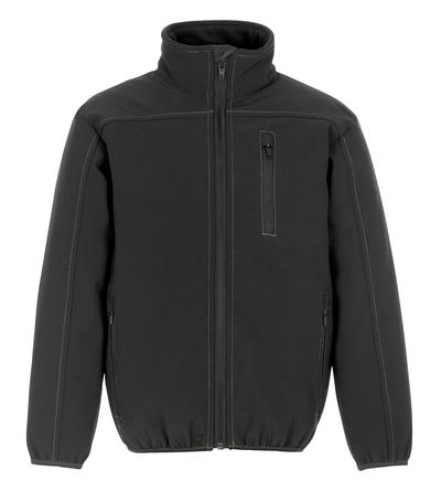 MASCOT® Napa - Schwarz* - Soft Shell Jacke für Kinder