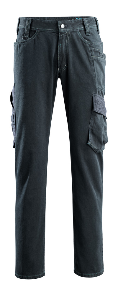 MASCOT® Navia - Dunkelblauer Denim - Jeans
