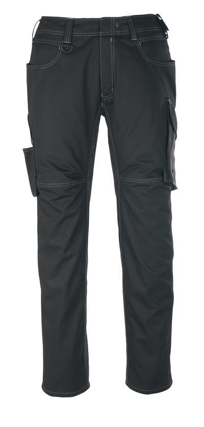 MASCOT® Oldenburg - Schwarz/Dunkelanthrazit - Hose, geringes Gewicht