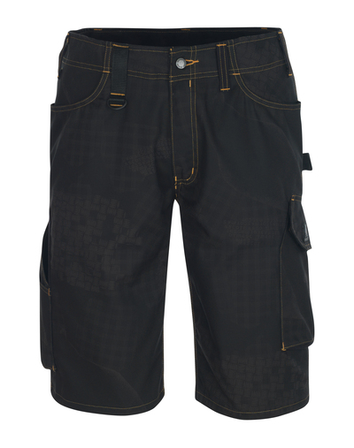 MASCOT® Pedroso - Schwarz mit Druck* - Shorts