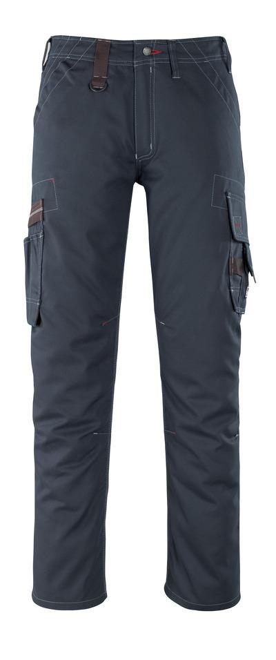MASCOT® Rhodos - Schwarzblau - Hose mit Schenkeltaschen, geringes Gewicht