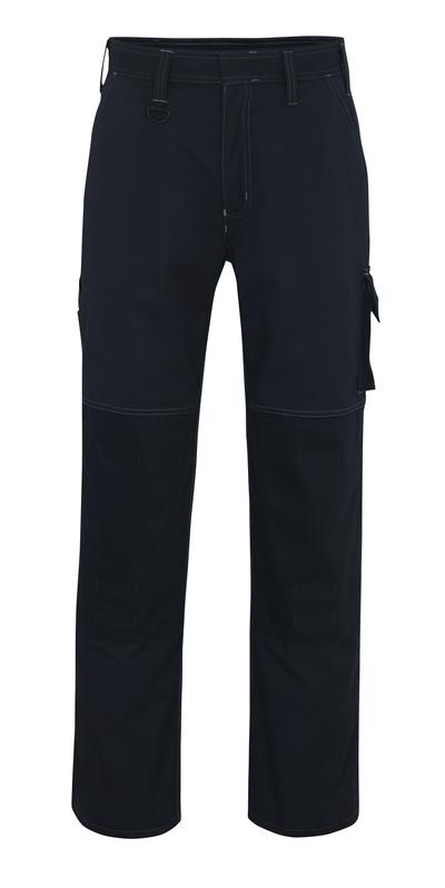 MASCOT® Riverside - Schwarzblau - Hose mit Knietaschen, hohe Strapazierfähigkeit
