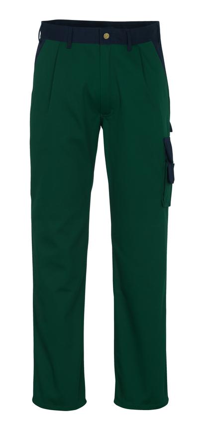 MASCOT® Salerno - Grün/Marine* - Hose, hohe Strapazierfähigkeit