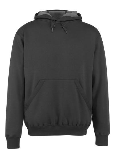 MASCOT® Toulon - Schwarz* - Kapuzensweatshirt