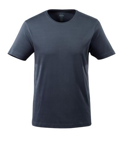 MASCOT® Vence - Schwarzblau - T-Shirt, enganliegende Passform