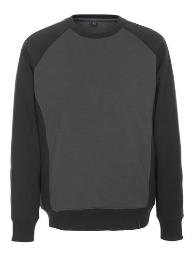 MASCOT® Witten - Dunkelanthrazit/Schwarz - Sweatshirt